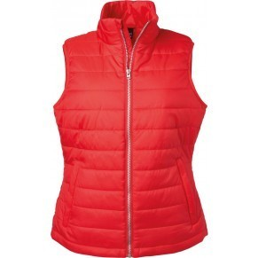 Damen Steppgilet